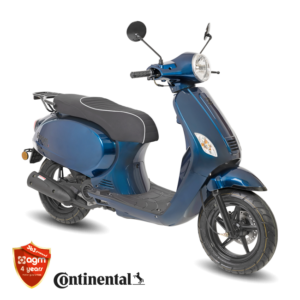 AGM VX50i Plus EFI Continental blauw
